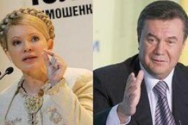 Разрыв между Тимошенко и Януковичем сокращается