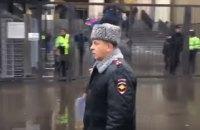 Экс-замглавы милиции Киева заметили в охране матча Россия - Аргентина в Москве