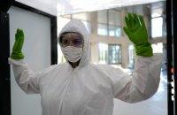 """""""Власти"""" Севастополя заявили о вспышке COVID-19 среди рабочих, которые строят медцентр для инфицированных"""