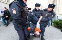 Российская полиция отпустила украинских журналистов