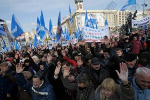Профсоюзы просят украинцев выйти на Первомай