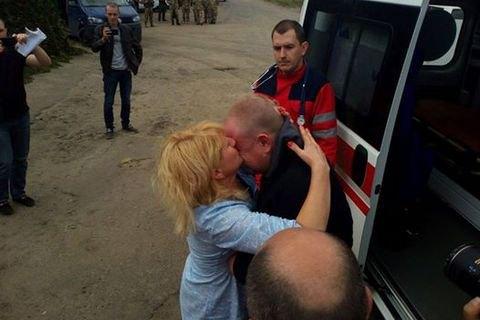 Українці Жемчугов і Супрун звільнені з полону