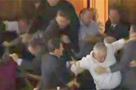 Янукович о побоище в Раде: это немножко перекос в дискуссии