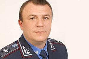 Начальника харьковской налоговой милиции уволили