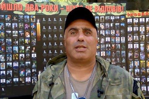 Депортированный из Украины Вано Надирадзе не был бойцом ВСУ, - Минобороны