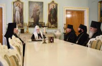 Філарет продовжує призначати єпископів, ПЦУ закликала його зупинитися
