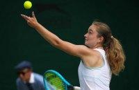 Українка Снігур виграла турнір ITF у Франції