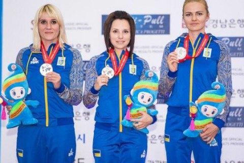 """Україна виграла """"золото"""" чемпіонату Європи зі стрільби"""