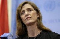 Пауэр рассказала о важности укрепления миротворческой деятельности ООН
