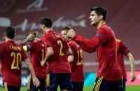 """Поиздевавшись над сборной Германии, испанцы стали победителями """"украинской"""" группы Лиги наций"""