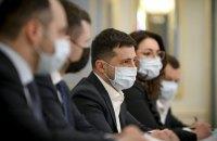 Зеленский ввел в действие решение СНБО о санкциях для ТОП-контрабандистов