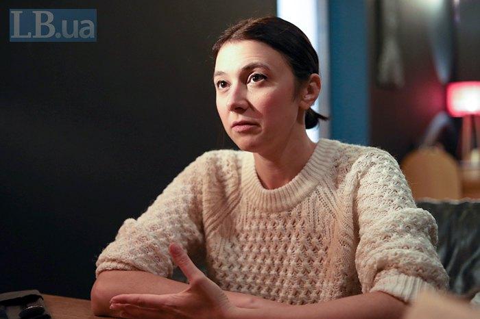 Інеса Матюшенко, співзасновниця громадської організації Cancel/R
