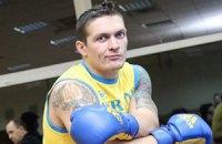 Боксер-козак: со своим будущим определюсь после встречи с Виталием Кличко