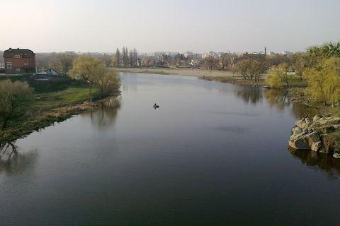 В уряді занепокоїлися обмілінням річки Рось