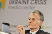 Джемілєв попросив Порошенка повністю заблокувати Крим (оновлено)