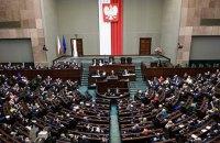 Польський Сейм ухвалив закон про заборону недільної торгівлі