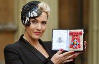 Кейт Уинслет наградили Орденом Британской империи