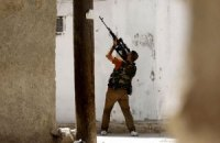Сирийские боевики обстреляли аэропорт Дамаска