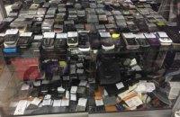 В Киеве обнаружили сеть ломбардов с крадеными вещами