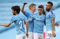 """""""Манчестер Сіті"""" встановив унікальне досягнення Англійської прем'єр-ліги"""