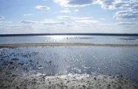 Куяльницький лиман в Одесі пересихає - його з'єднали з морем