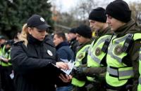 В Киеве и области полиция перешла на усиленный режим работы