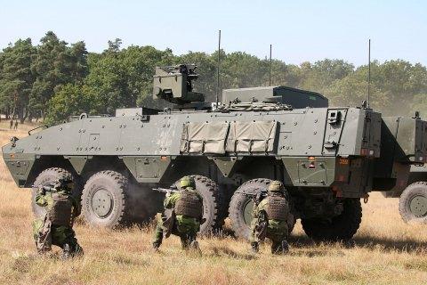 Швеція рекордно збільшує видатки на оборону через Росію