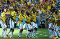 Колумбия просит 450 тысяч евро за товарищескую игру, - Лашкул