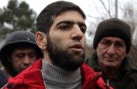 В Крыму вышел на свободу активист, осужденный на 10 суток админареста за посты в соцсети