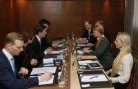 Тимошенко провела зустріч із заступником держсекретаря США Гейлом і закликала до посилення санкцій проти РФ