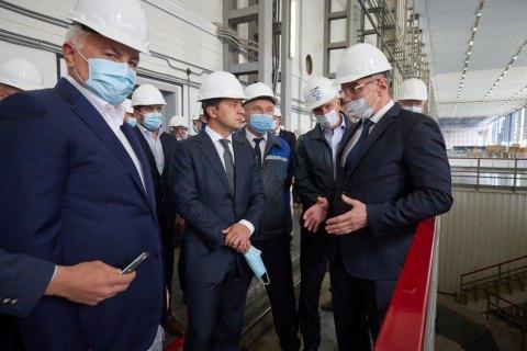 """Президент обсудил с руководством """"Укргидроэнерго"""" дальнейшую работу предприятия"""
