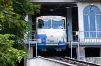 З понеділка київський фунікулер закриють на ремонт