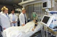 Травмовану в Сочі спортсменку оперують в Німеччині