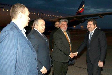 Окупований Крим відвідала делегація з Іраку