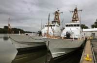 США передали Украине два катера Island (обновлено)