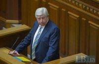 Шокин повторно судится за восстановление в должности генпрокурора