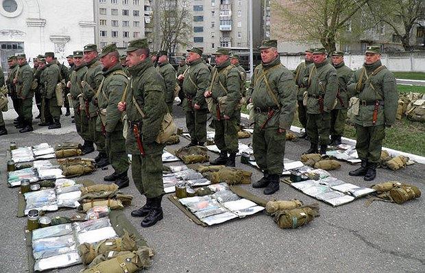 Проверка боевой готовности оперативной группы российских войск в Приднестровье, Тирасполь