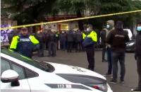В Тбилиси освобождены все заложники, которых захватил человек с гранатой (обновлено)