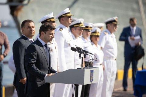 Зеленский подписал тайное решение о развитии военного флота