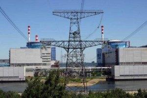 Один из энергоблоков Ровенской АЭС выведен в резерв