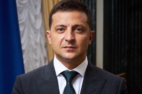 Зеленский: сегодняшний бой на Донбассе не изменит курс на прекращение войны