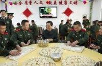 Китай стягивает свои войска к границам КНДР