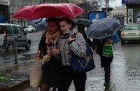 В Киев и на запад Украины придут дожди