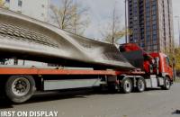 В Амстердамі вперше у світі за допомогою 3D-принтера побудували пішохідний міст