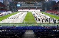 Дания превратила национальный стадион в крупнейший центр тестирования на коронавирус