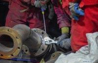 21 горняк оказался под землей в результате затопления шахты в Китае, 8 уже подняли