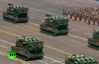 """Під час трансляції параду в Москві диктор не оголосив """"Буки"""""""