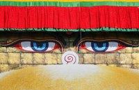 Страна латентного буддизма