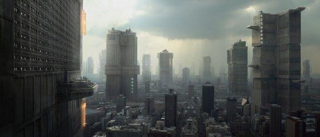 "Агломерация Мегасити-1, ""Судья Дредд"" (2012)"