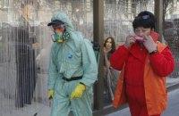 Киев впервые с середины апреля стал лидером по количеству заразившихся COVID-19
